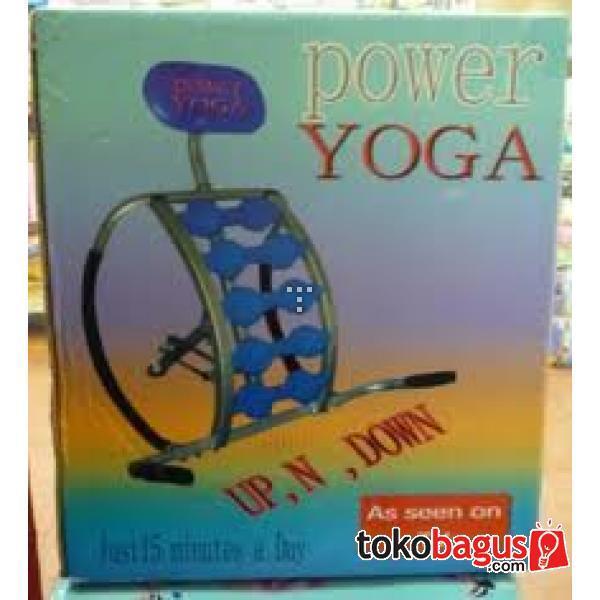 J-YOGA/ POWER YOGA PROMO MURAH
