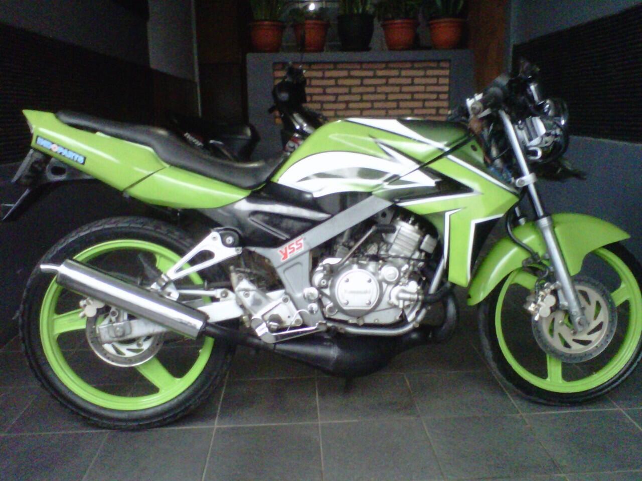 Terjual NINJA R 2004 Mulusoriterawat