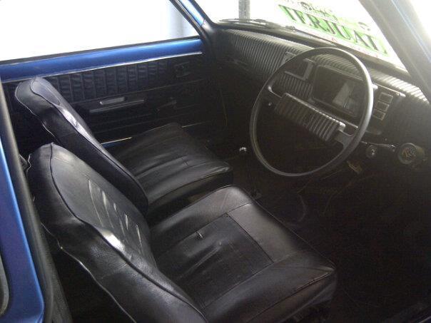 Renault 5 TL 1981