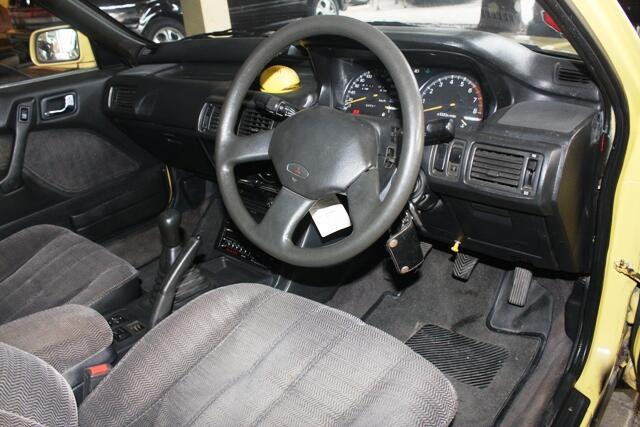 Mitsubishi Eterna SOHC 90
