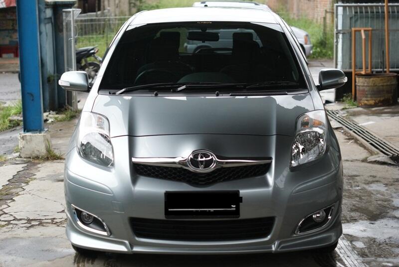 Toyota Yaris Tipe S Manual 2010