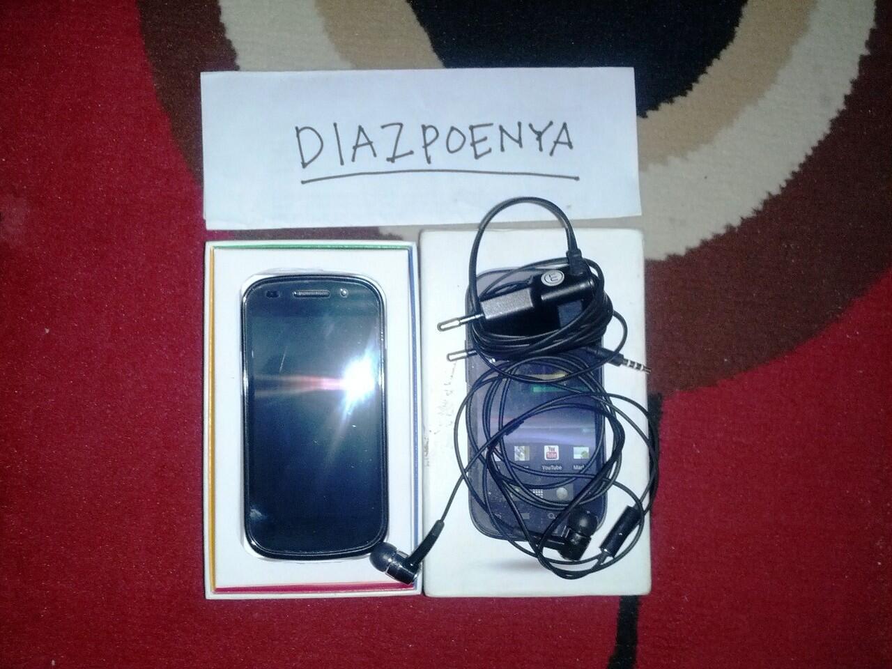JUAL SANTAI. Samsung Nexus S I9023. Mulus. Fullset. Pekanbaru.