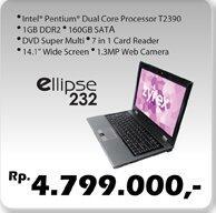 Laptop/Notebook Zyrex Ellipse NB NTS 232