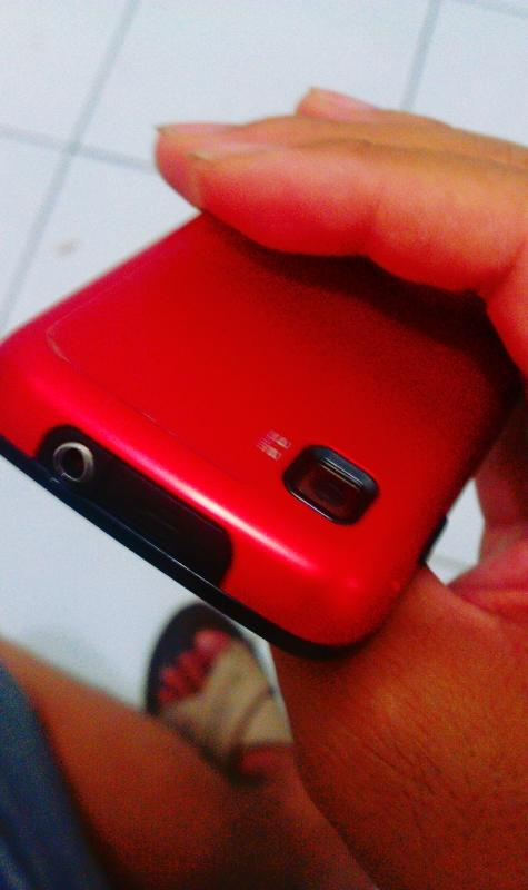 Jual Hp Android Galaxy Spica in good condition