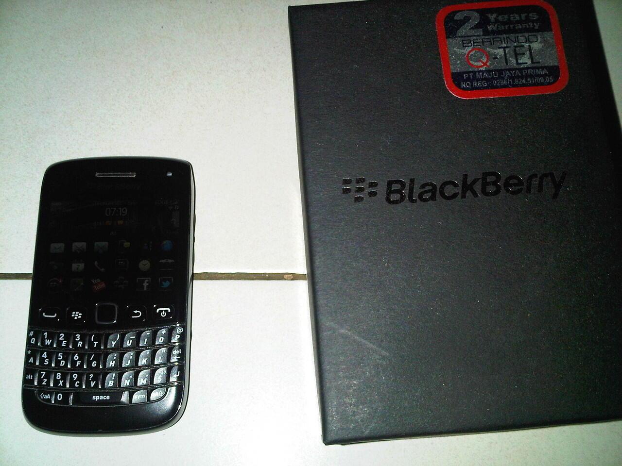 Jual BB Bellagio 9790 Black super murah