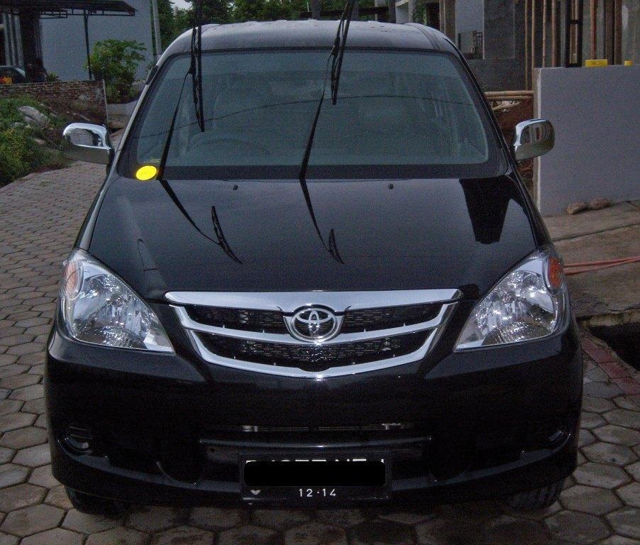Dijual Toyota Avanza Mulus, Sangat Terawat Km. Rendah
