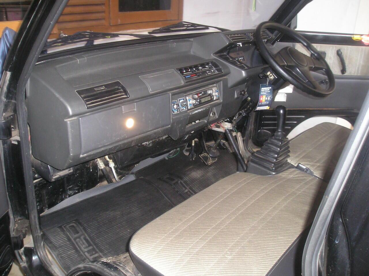 SUPER CARRY 100 BOX ALUMINIUM th. 2006