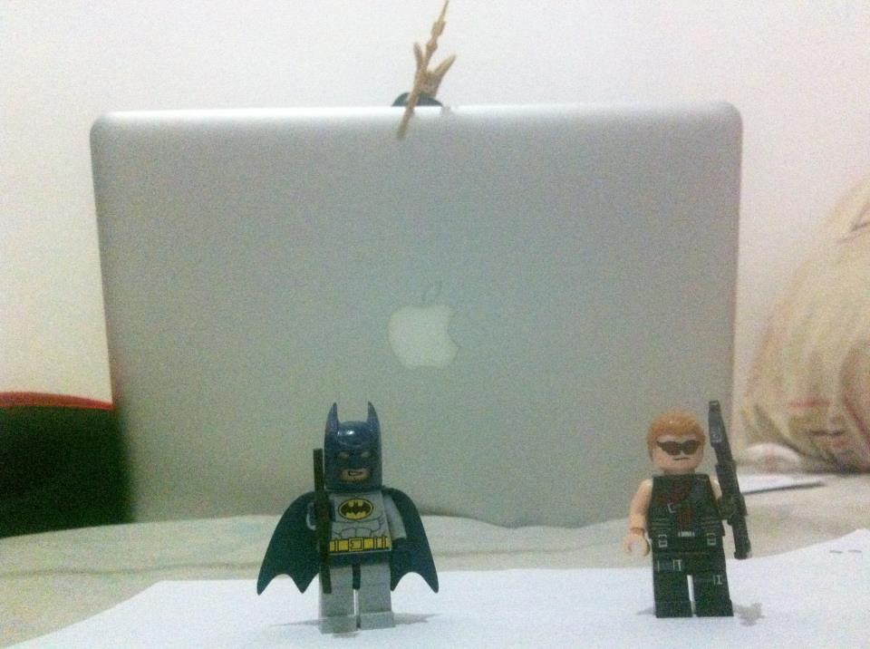 Lego Batman dan Joker
