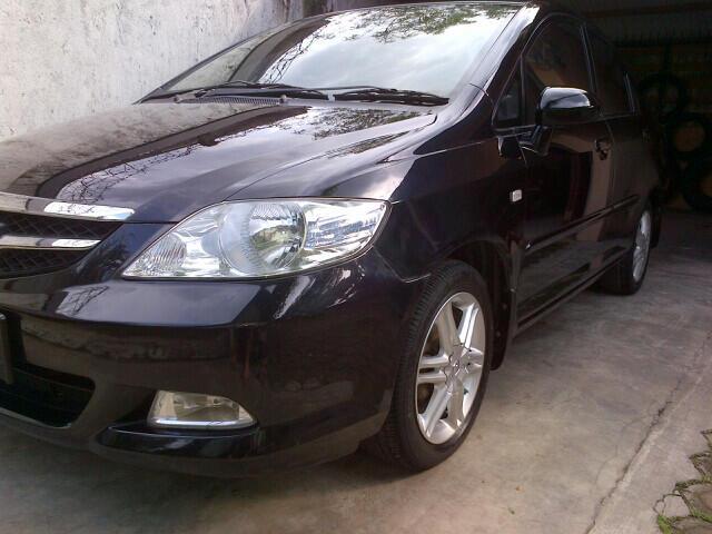[WTS] Honda City FaceLift VTEC 2005 Hitam Istimewa