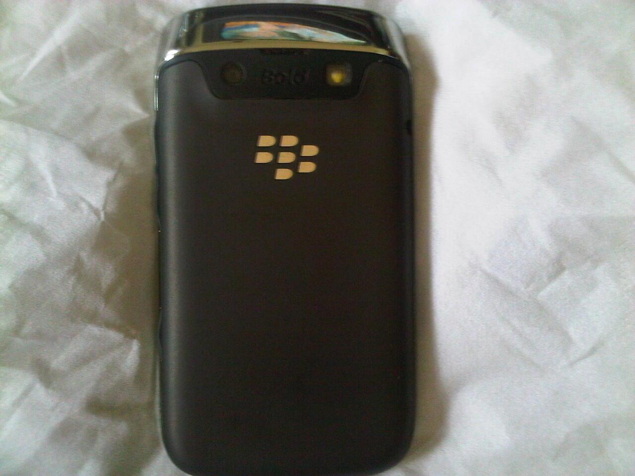 BLACKBERRY 9790 A.K.A ONYX 3