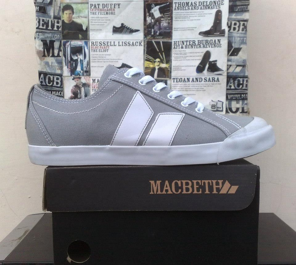 Original Macbeth Footwear (Matthew, Eliot Premium, Brighton & Madrid) ! CENDOL INSIDE