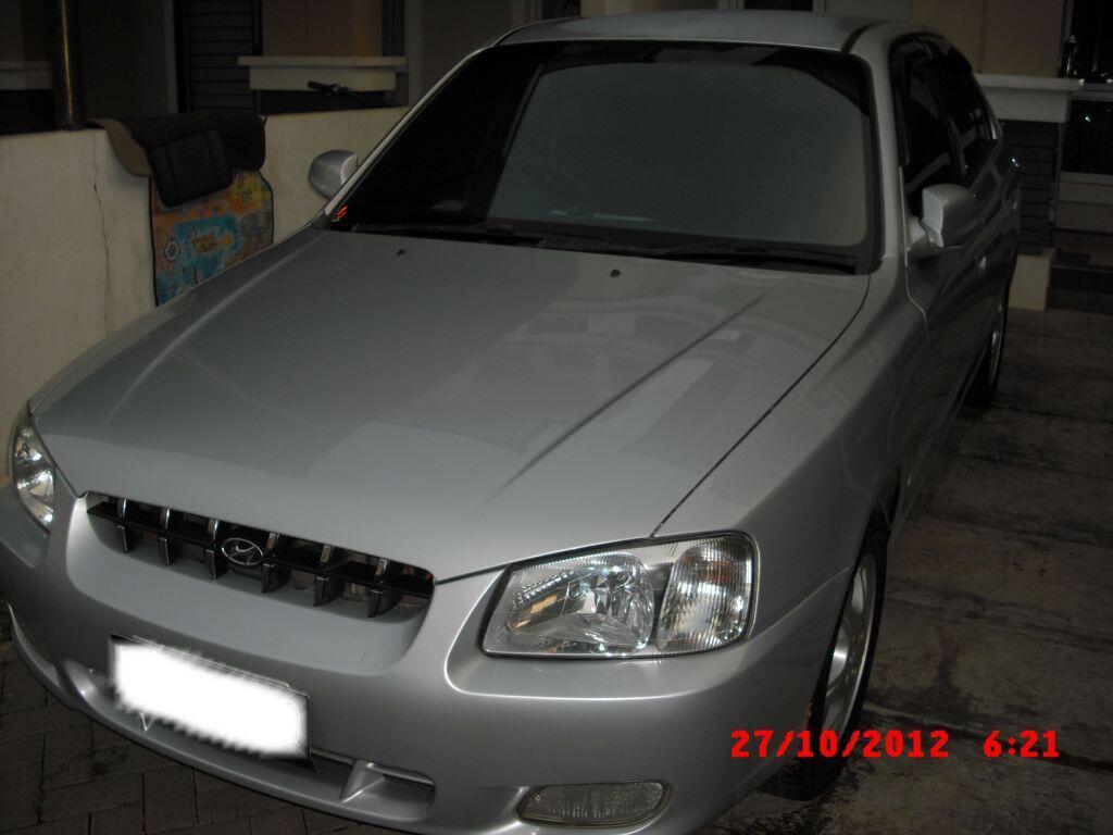 HYUNDAI ACCENT VERNA MANUAL 2002