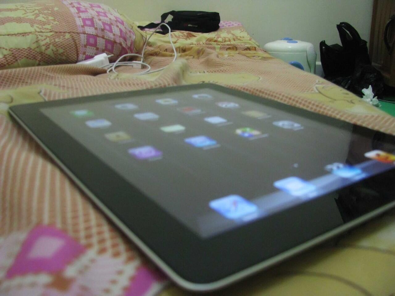 jual iPad 3 Wi-Fi 99,99% mulus [Bandung]