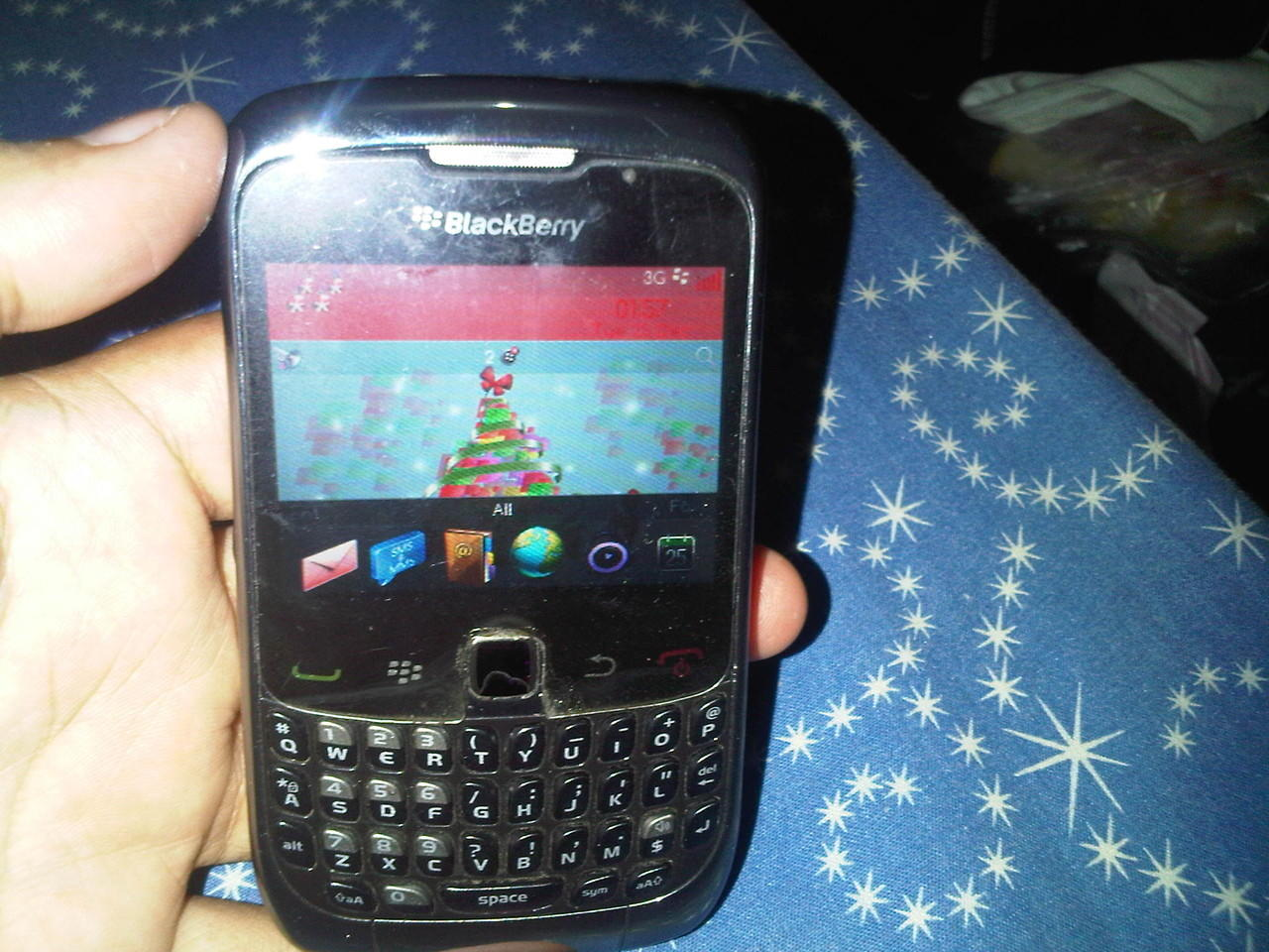 blackberry keppler 9300