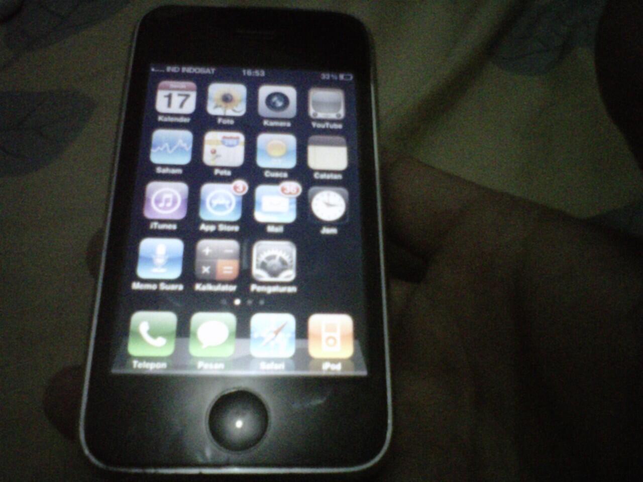 iphone 3g 8gb batangan