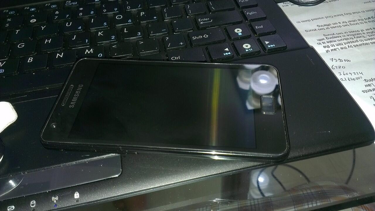 WTS: Dijual Samsung Galaxy S II (2nd)