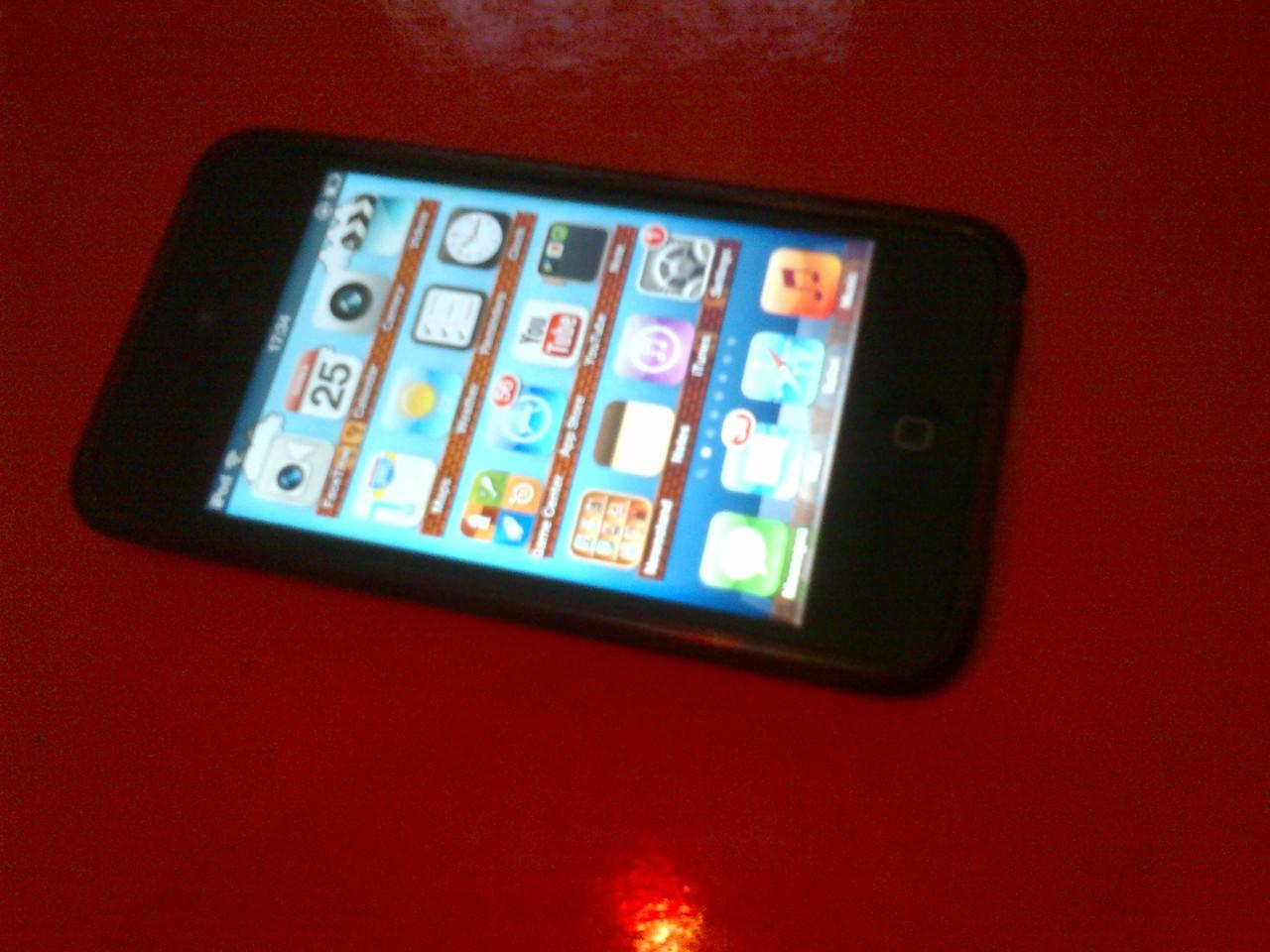 wts ipod touch 64 gb