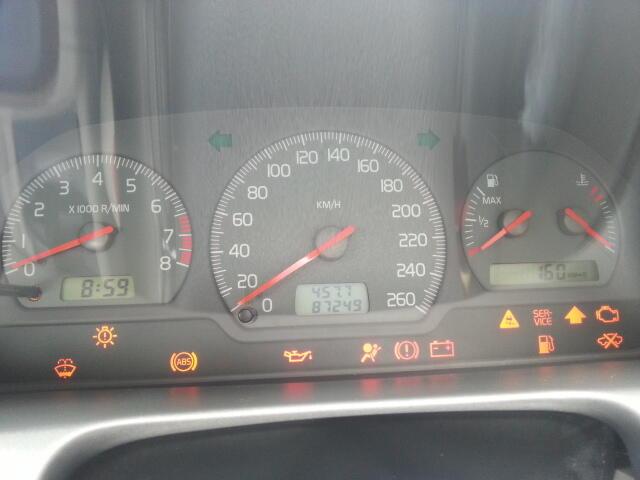 Volvo s40 2.0T 2002 hitam