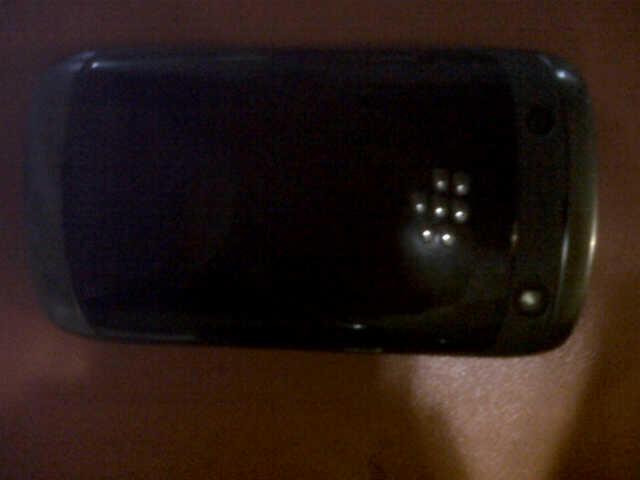 blackberry apollo 9360 second