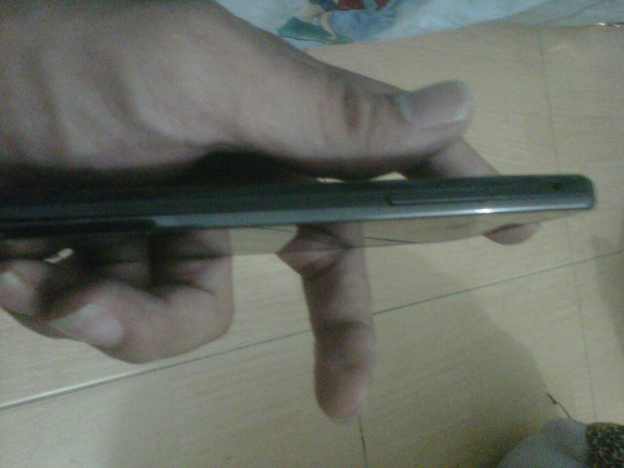 Samsung Galaxy S II black mulus (pekanbaru)