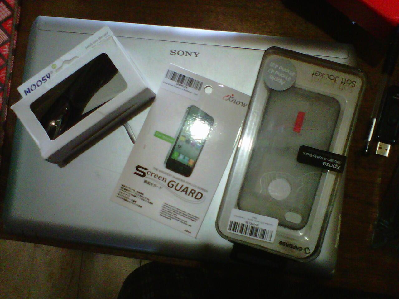 Terjual Garansi Resmi 1 Tahun Iphone 4 4s 5 Ipad Mini 3 Ipod Apple Pro Wifi Cellular 256gb