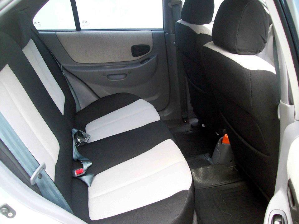 Hyundai Avega GL MT 2009