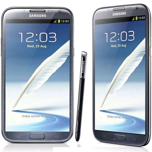Samsung Galaxy Note II N7100 - Titanium Gray