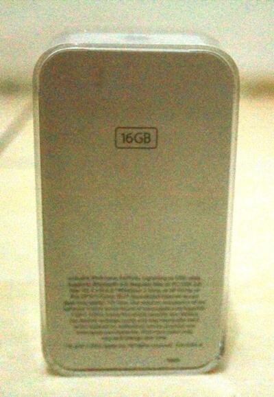 Ipod Nano 7 Silver 16Gb
