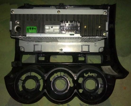 Head Unit Fit/Jazz Beserta Frame/Panel nya
