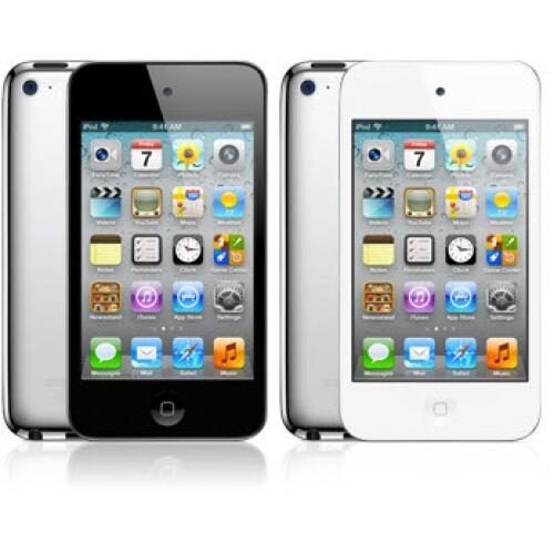 iPod Touch 4th Gen white 8GB & Samsung Galaxy Tab 1 - 16 GB