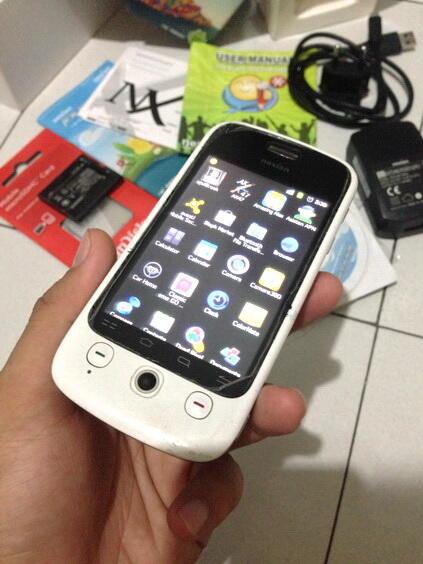 ~ Nexian Journey A890 Mantap Jaya Bonus Micro SD Sandisk Free [Bandung] ~