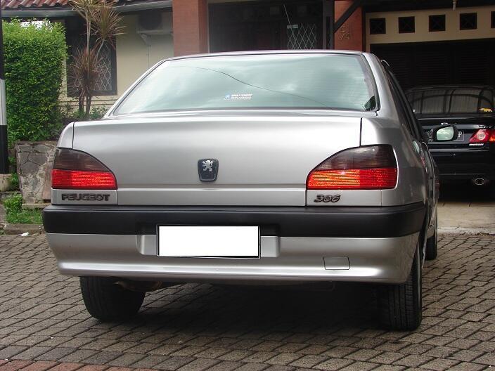 WTS: Peugeot 306 N5 A/T '97 silver, sangat terawat, milik sendiri