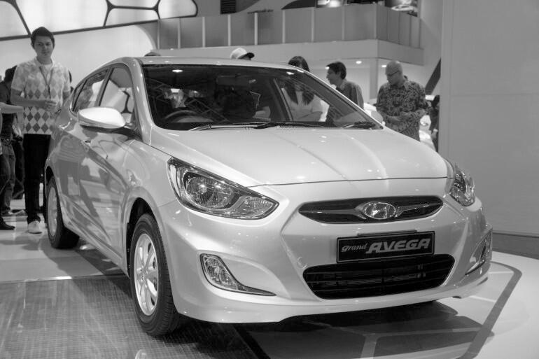 Hyundai Grand Avega PROMO AKHIR TAHUN Gede Gedean.FULL CASH BACK