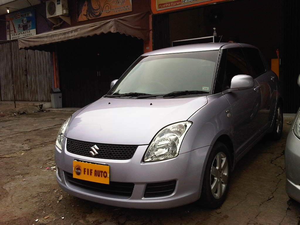 SUZUKI SWIFT ST MT 2009 ABU - ABU METALIK