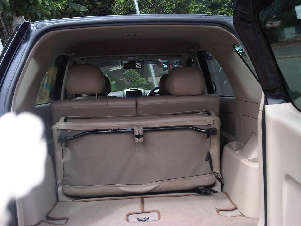 Daihatsu Terios TS M/T 2008 Hitam Metalik