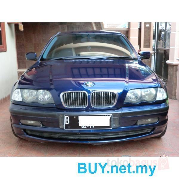 dijual BMW type 323i kondisi istimewa terawat