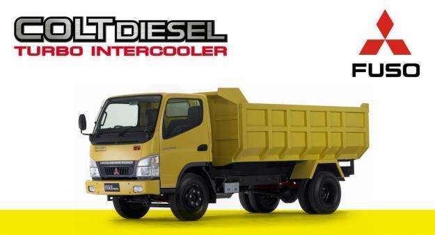 Mitsubishi Colt Diesel DP Ringan + Bunga 0% harga AJIB!!!