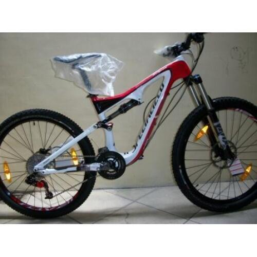 Specialized Stumpjumper Fsr Comp Carbon - 2012 Harga Rp.31.000.000 HP : 082324057747