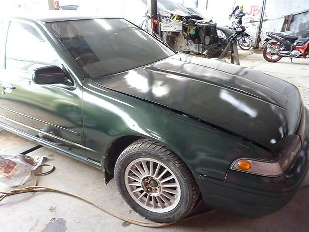 Dijual Nissan Cefiro 1991, 2000 cc