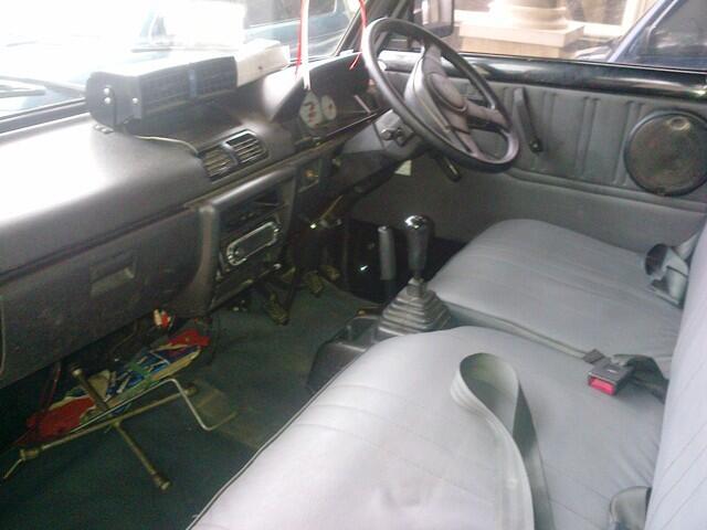 Suzuki Carry Futura Pickup 1.5 2010
