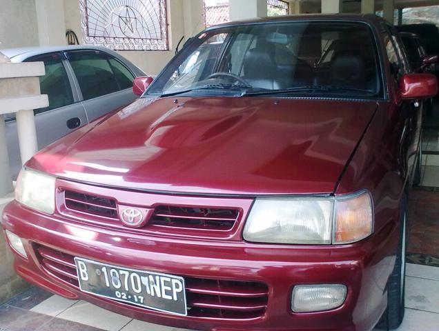 Toyota Starlet SEG 1.8 Turbo