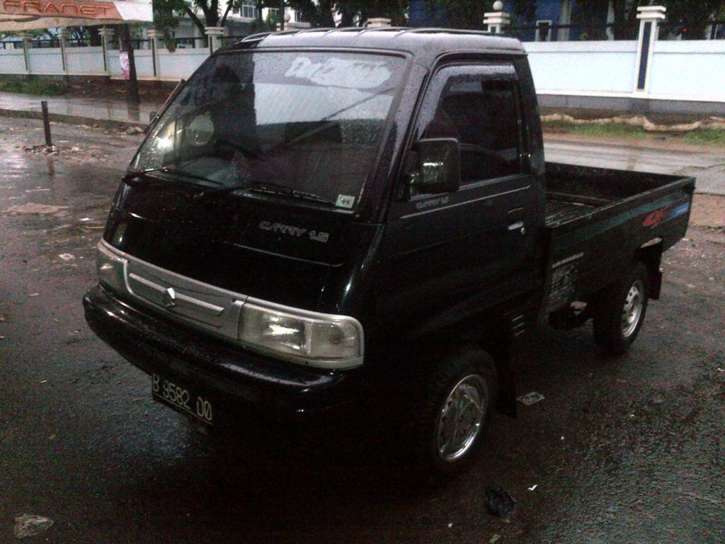 Suzuki Carry Pick Up 1.5 2009 hitam