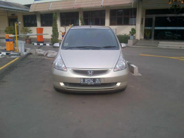Honda JAZZ thn 2005 AT