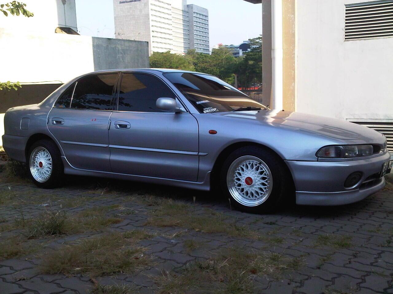 Dijual Mitsubishi Galant V6