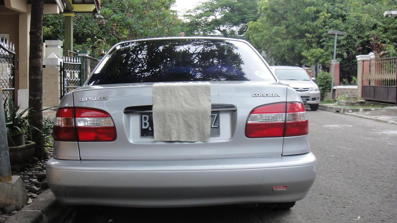 Toyota Corolla All New 1.8 XLI Th. 2000 CIkarang Bekasi