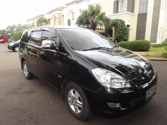 INNOVA DIESEL 2.5, G/AT, NOV 2008, BLACK PEARL
