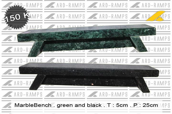 PFingerboard PARK 'Marble Bench'