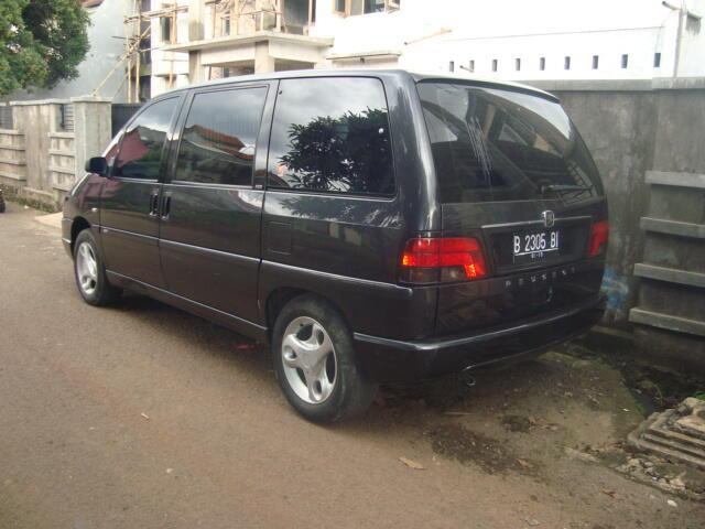 Peugeot 806 HDI Disel Turbo Abu2 Met Orisinil Istimewa