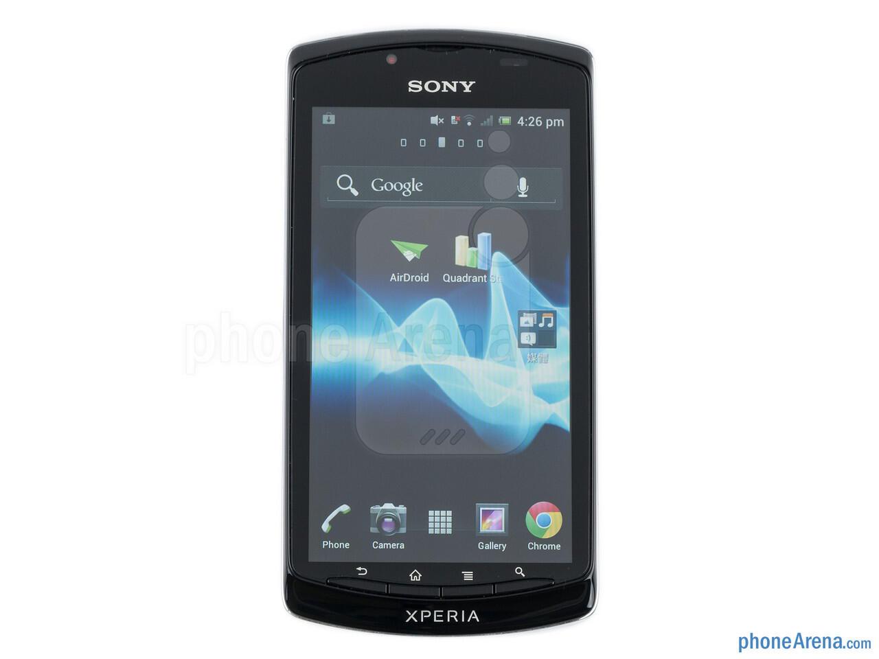 Sony Xperia Neo L fullset mulus garansi 8 bulan Bandung
