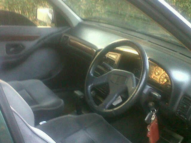 Peugeot 405 STI Automatic 1994 (xu.9)